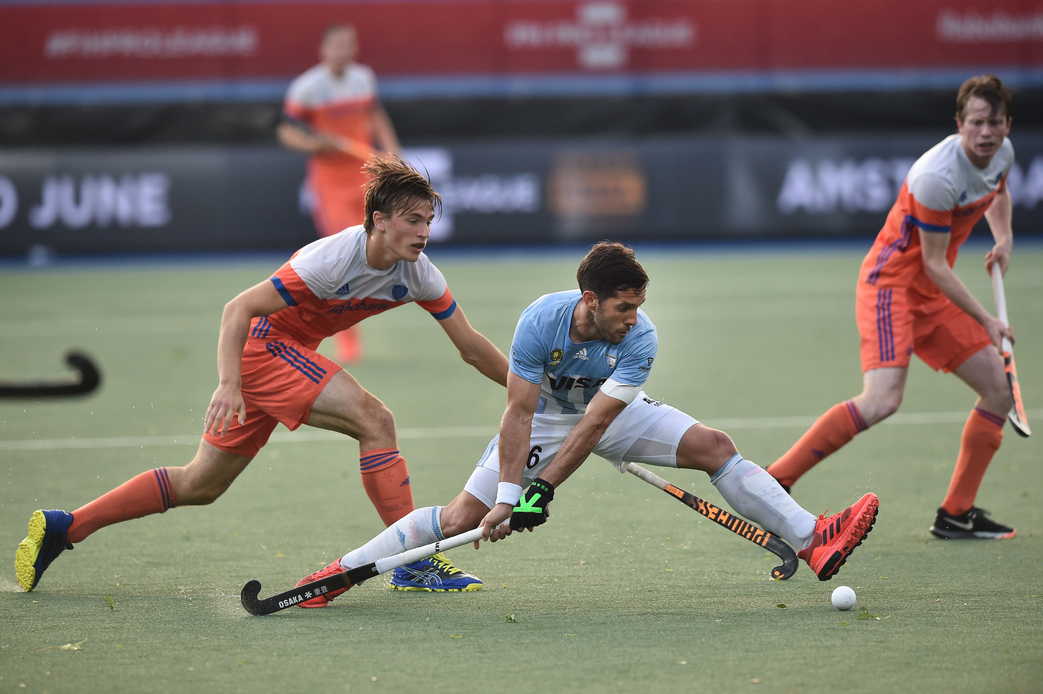 Netherlands qualify for men's FIH Pro League Grand Final despite shoot-out defeat to Argentina
