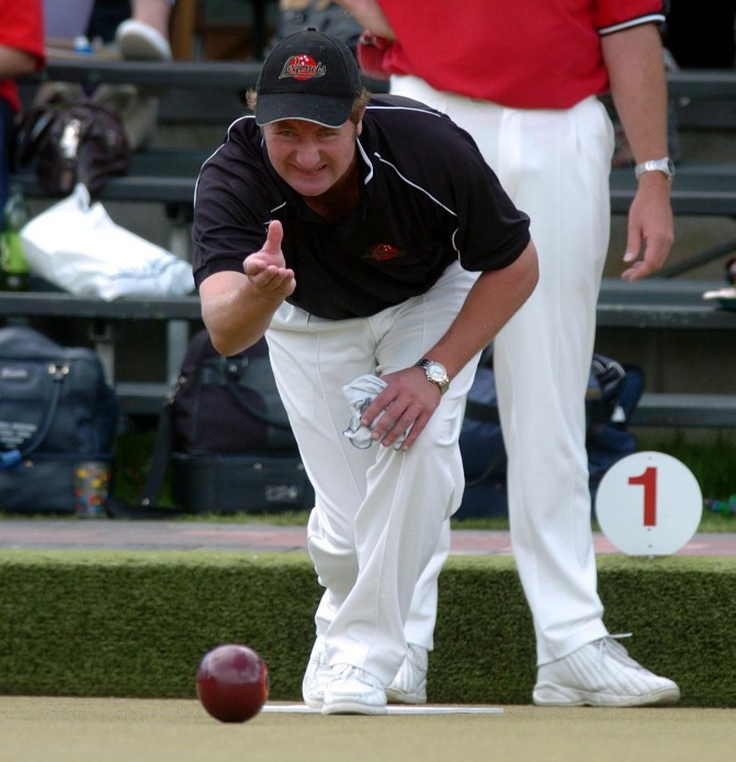 Lawson and McIlroy preserve fine form in men's pairs at Asia Pacific Bowls Championships