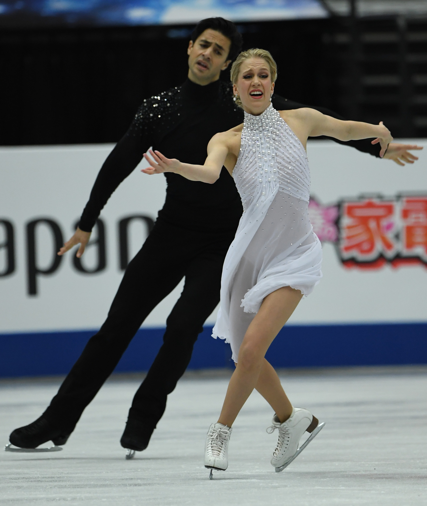 Canada's Weaver and Poje announce break from ice dancing