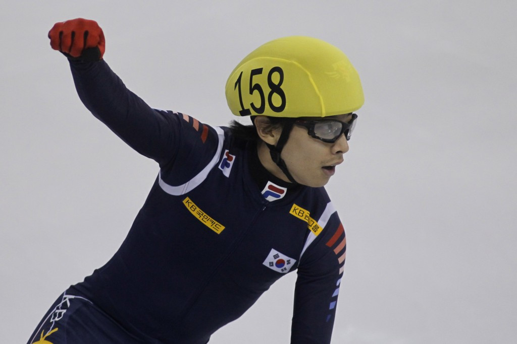Kwak claims second ISU Short Track World Cup victory to boost lead at top of overall standings