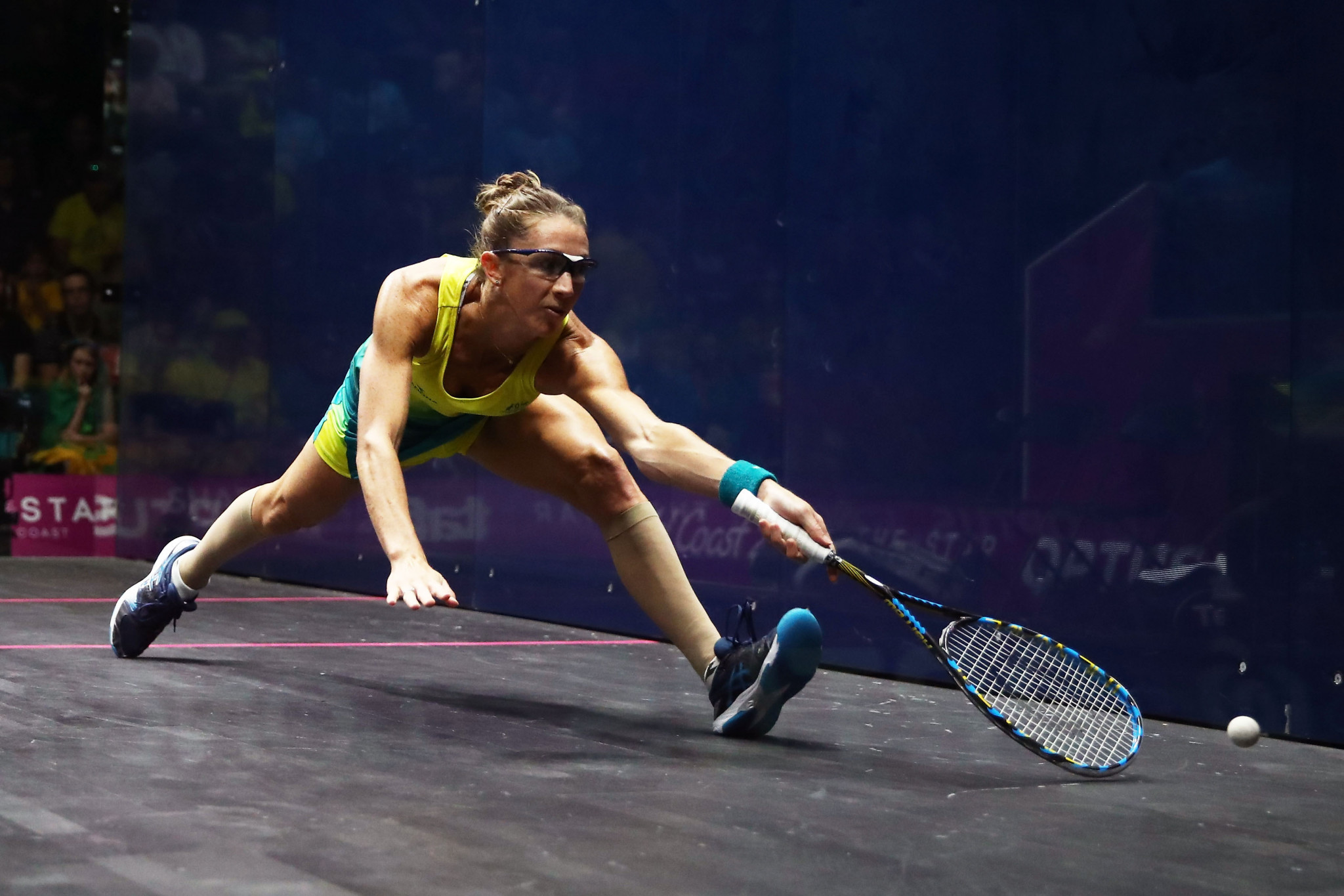 Australian pairs to lock horns in all three finals at World Doubles Squash Championships
