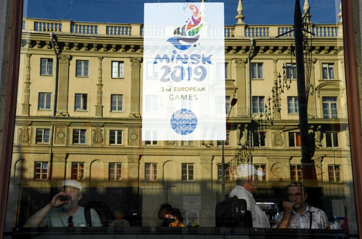 Organisers for the 2nd European Games due to start tomorrow in Minsk claim they have had a