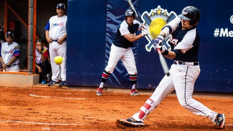 United States down Venezuela to claim third place in Group B at WBSC Men's Softball World Championship