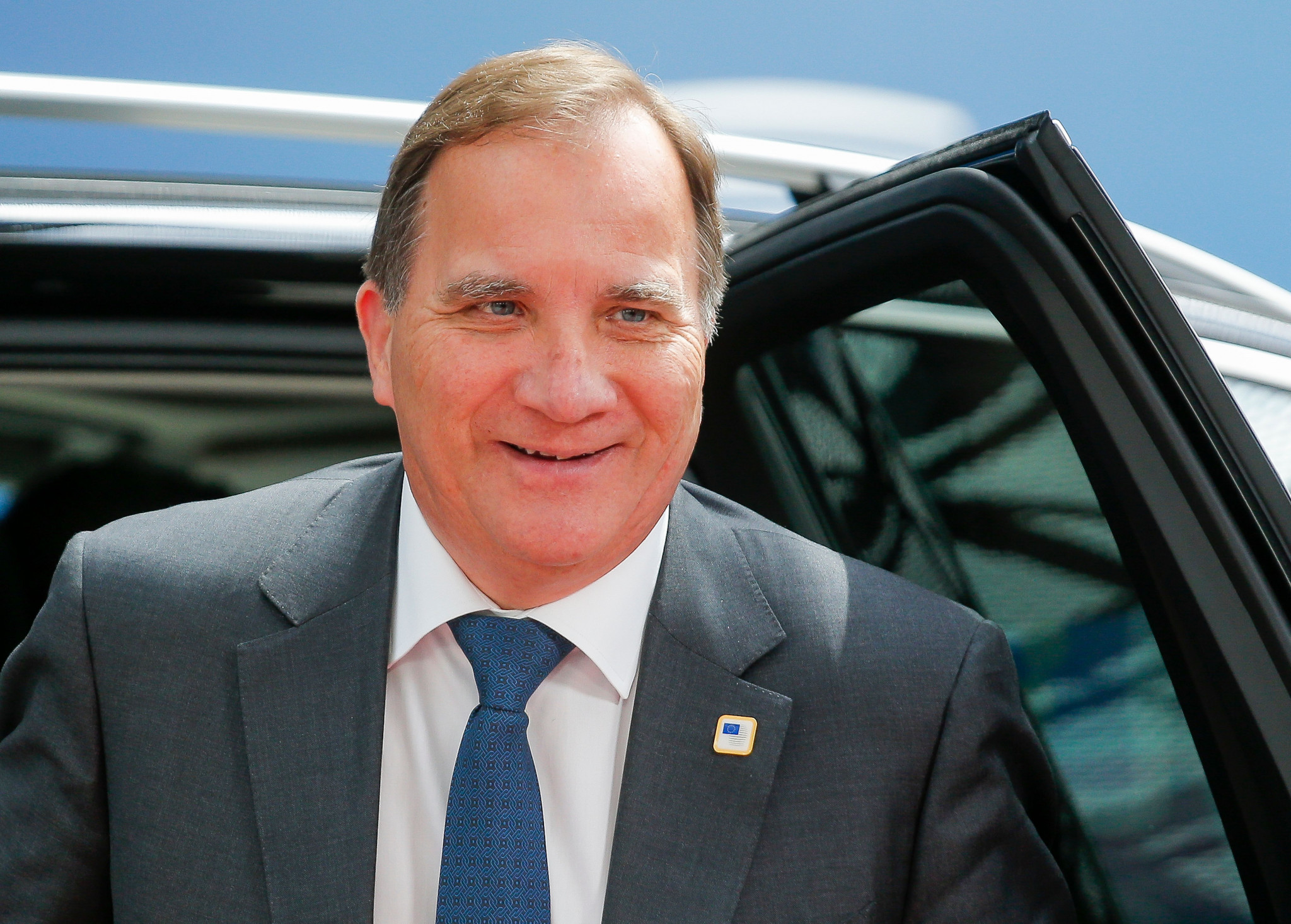 Sweden's Prime Minister Stefan Löfven is also due to attend the Session ©Getty Images