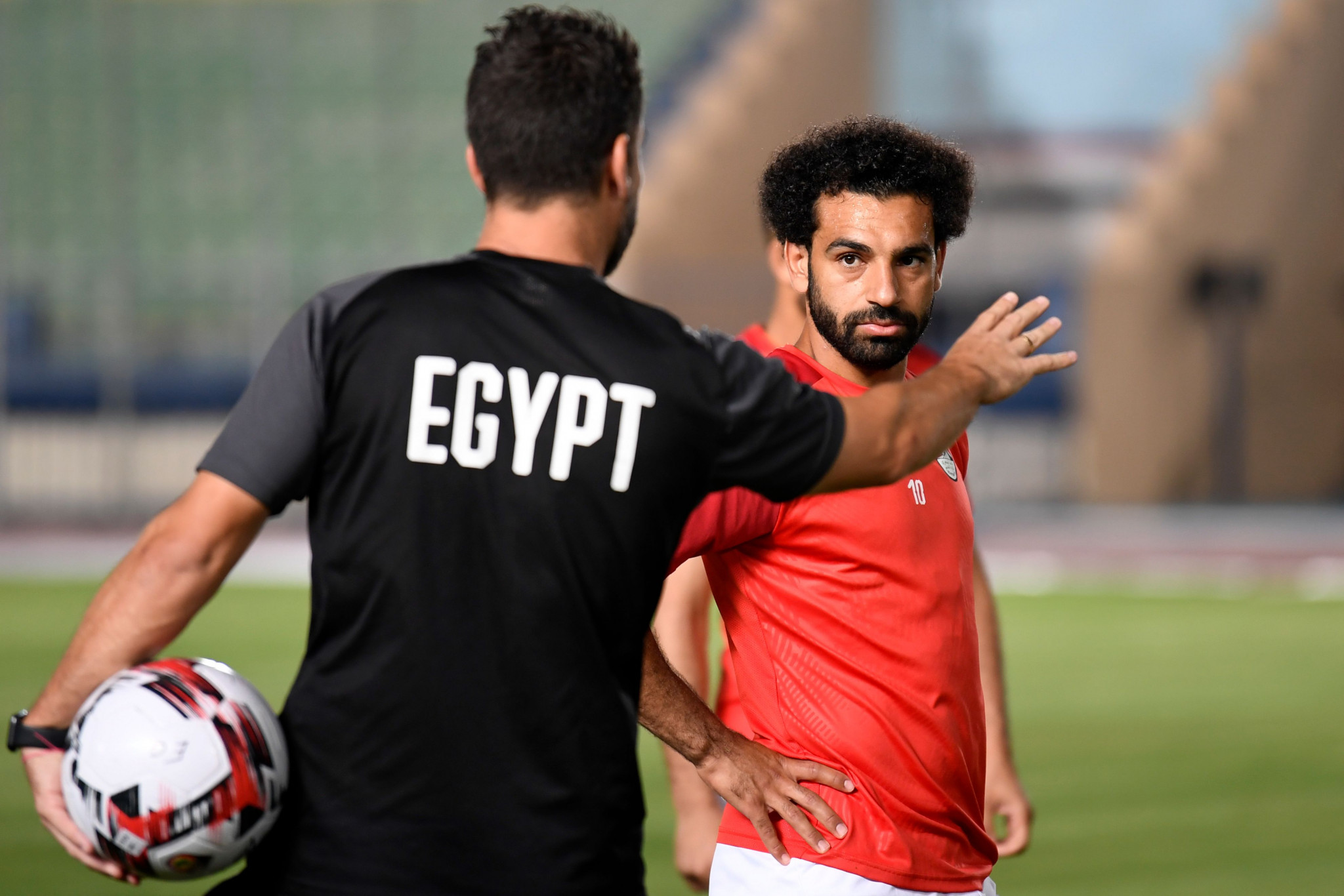 Hosts Egypt pin hopes on Salah at expanded Africa Cup of Nations