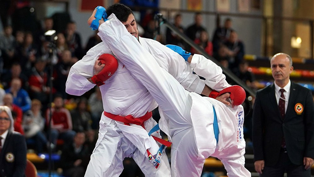 Five world champions set for action at WKF Karate 1-Series A in Montreal