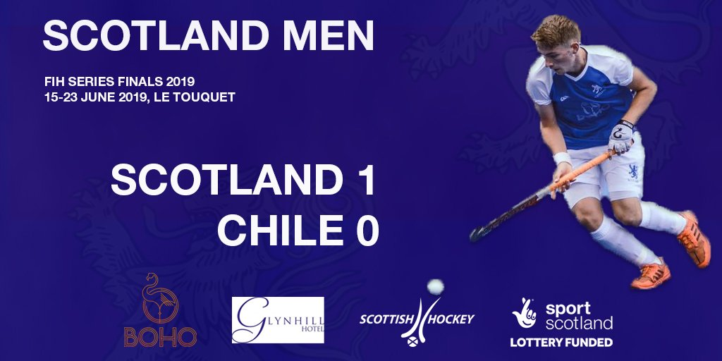 Golden strike sends Scotland into last four of FIH Men's Series Finals in Le Touquet