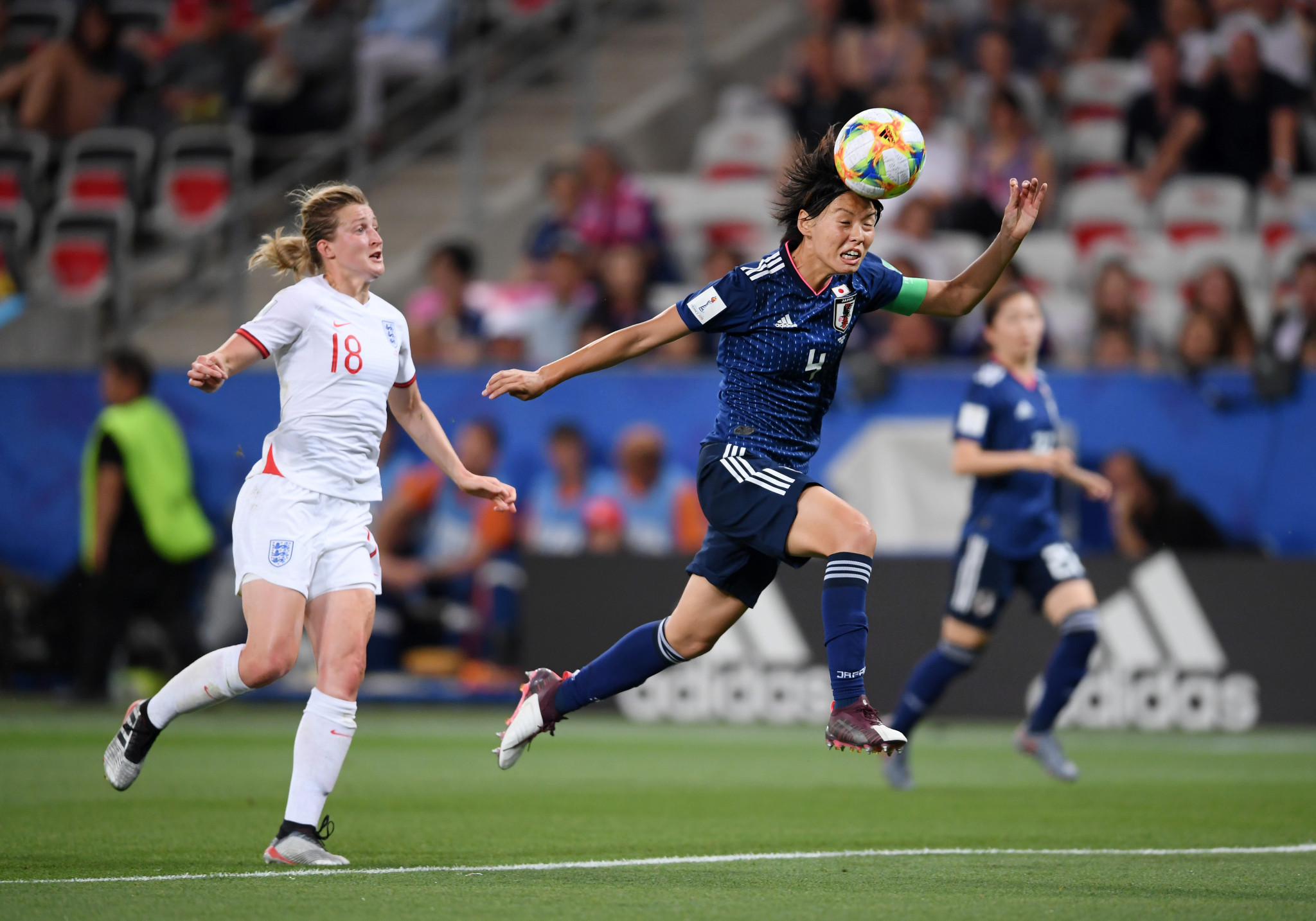 The FIFA Women's World Cup is underway in France ©Getty Images