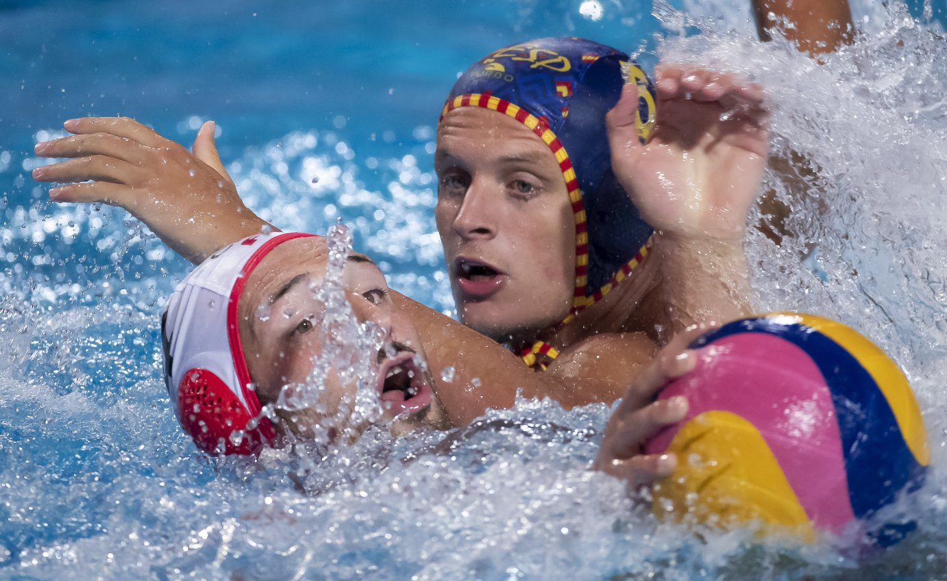 Spain and hosts Serbia top groups at FINA Men's Water Polo World League Super Final