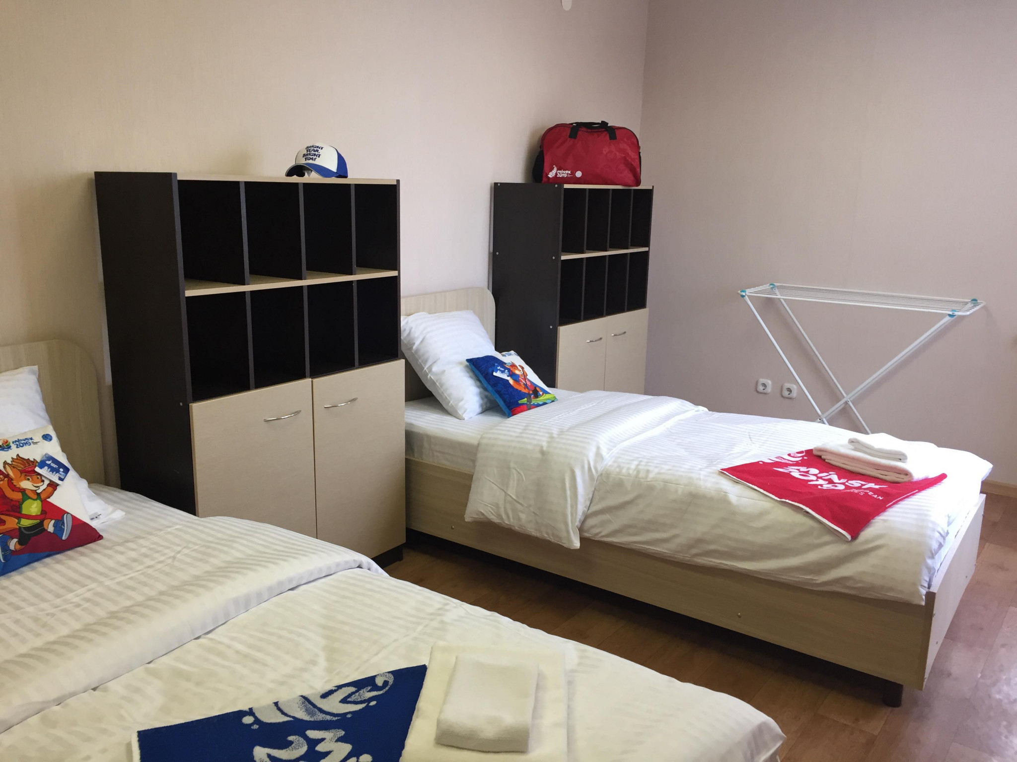 After Minsk 2019 the Athletes' Village will return to being a halls of residence for students of Medycynski University ©ITG