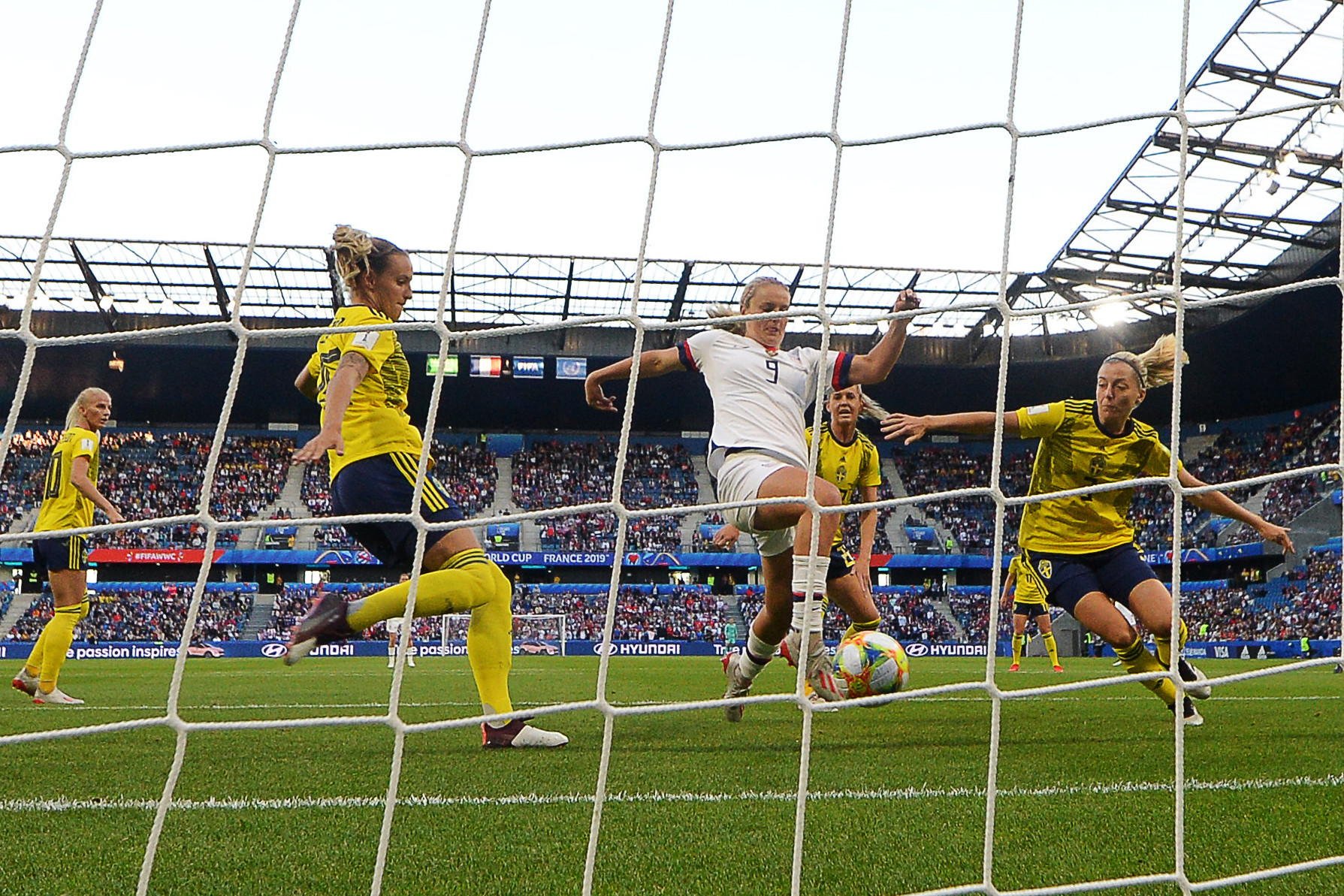 FIFA Women's World Cup group stage ends as United States rack up another victory