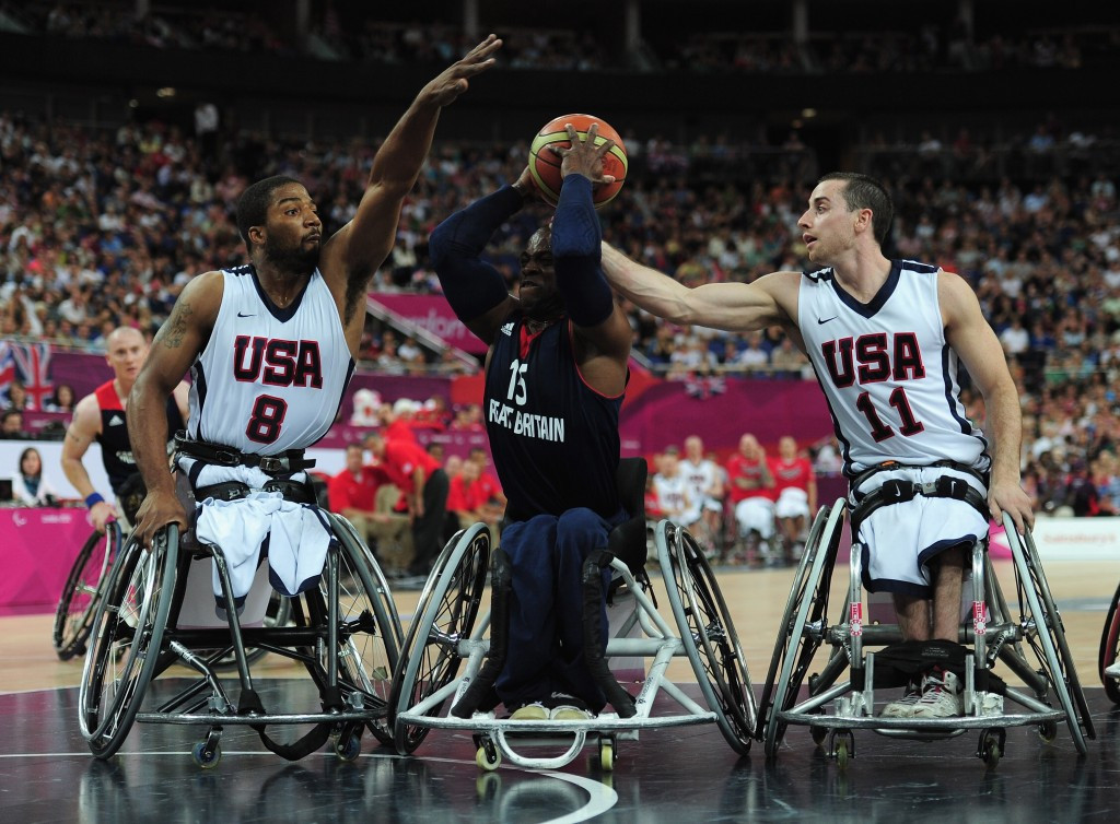 T-Mobile are the latest sponsors to back National Wheelchair Basketball Association, who oversee the sport in the United States