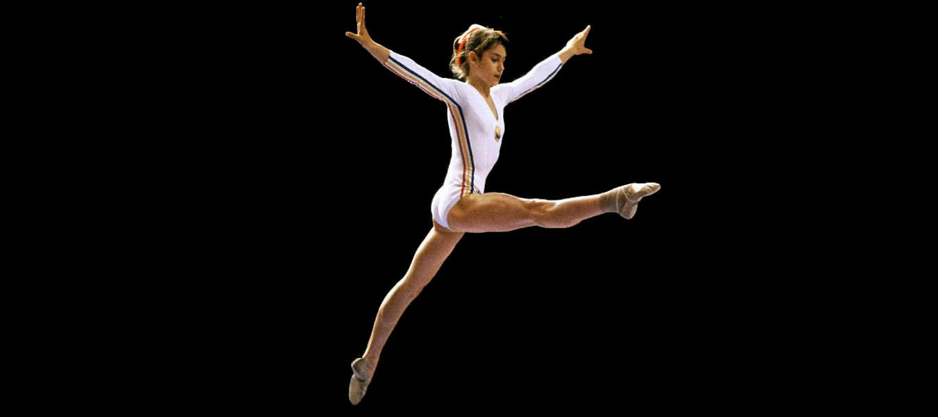Romania's Nadia Comăneci achieved a perfect 10 at the 1976 Olympic Games in Montreal, becoming the first gymnast to do so, but has fond memories of her appearance at the 1981 Summer Universiade in Bucharest ©Getty Images