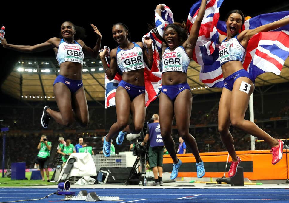 A review into Britain's world-class performance programme has been launched ©Getty Images