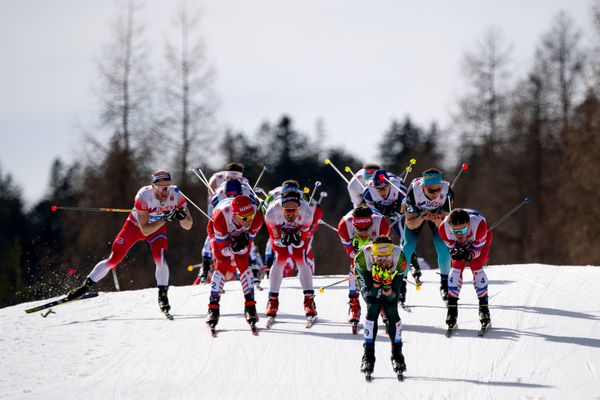 Seefeld in Austria hosted this year's edition of the FIS Nordic World Ski Championships ©Getty Images