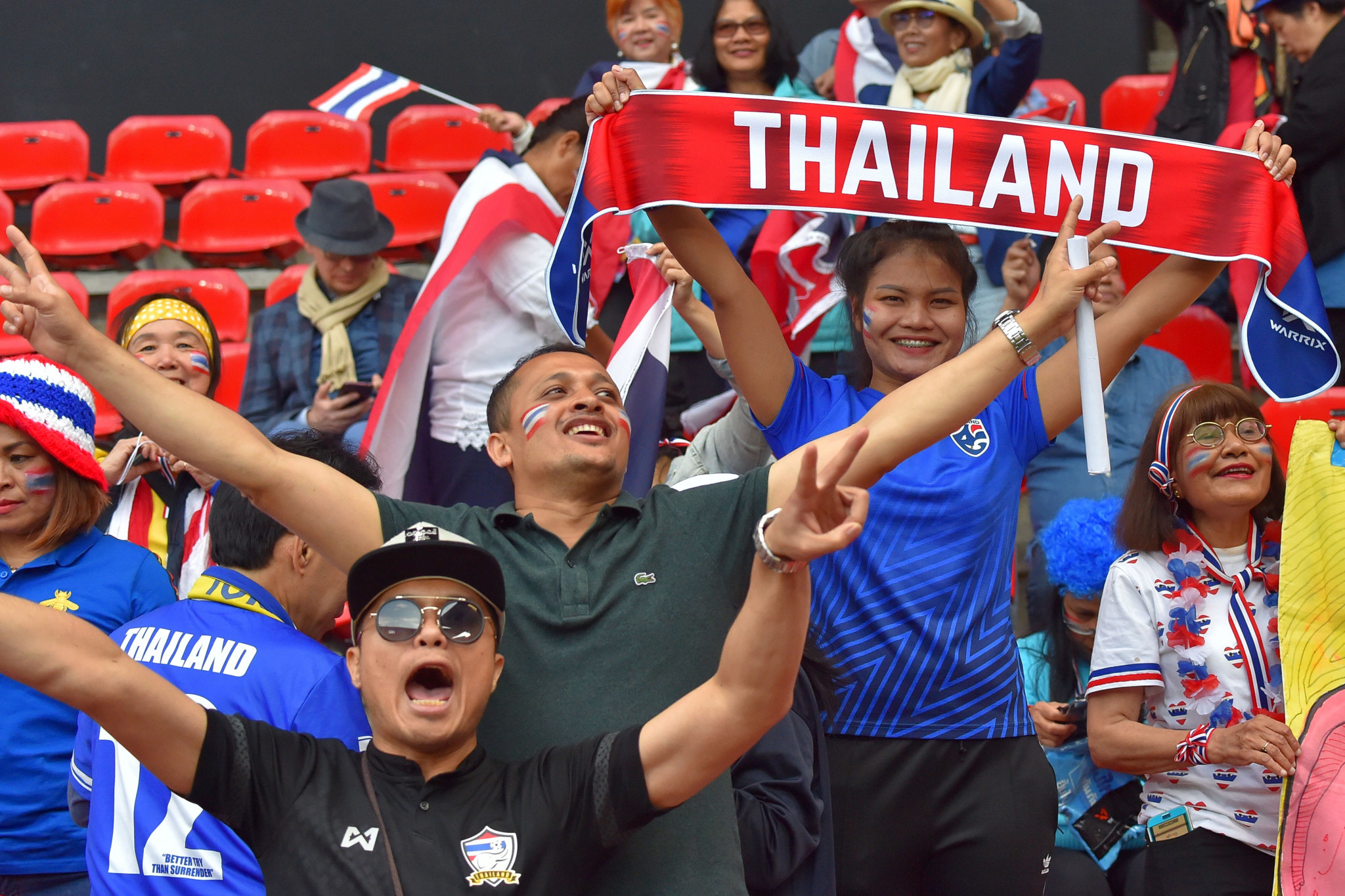 Modest attendances at the FIFA Women's World Cup resulted in criticism over the promotion of the tournament ©Getty Images