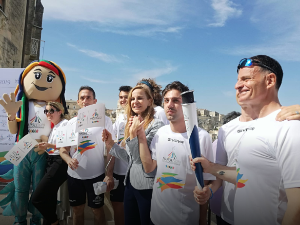 Anticipation is building for the Naples 2019 Summer Universiade, which is due to take place from July 3 to 14 ©Naples 2019