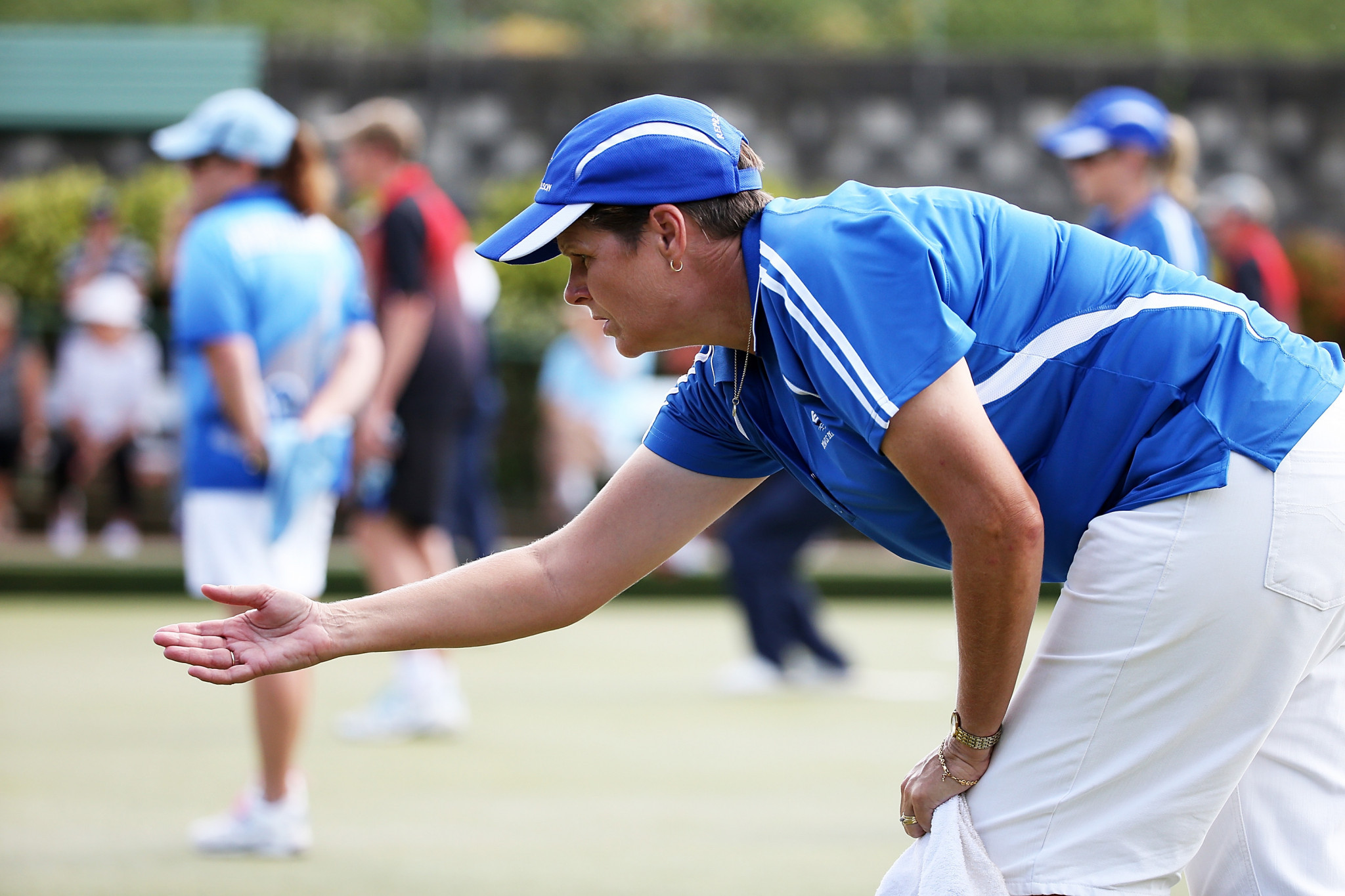 Double Commonwealth Games champion Edwards to face Anderson in Asia Pacific Bowls Championships