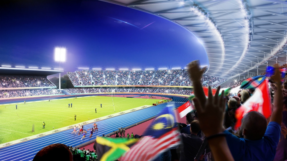 Birmingham targets taking athletics off London as £70 million Alexander Stadium redevelopment plan for 2022 Commonwealth Games unveiled