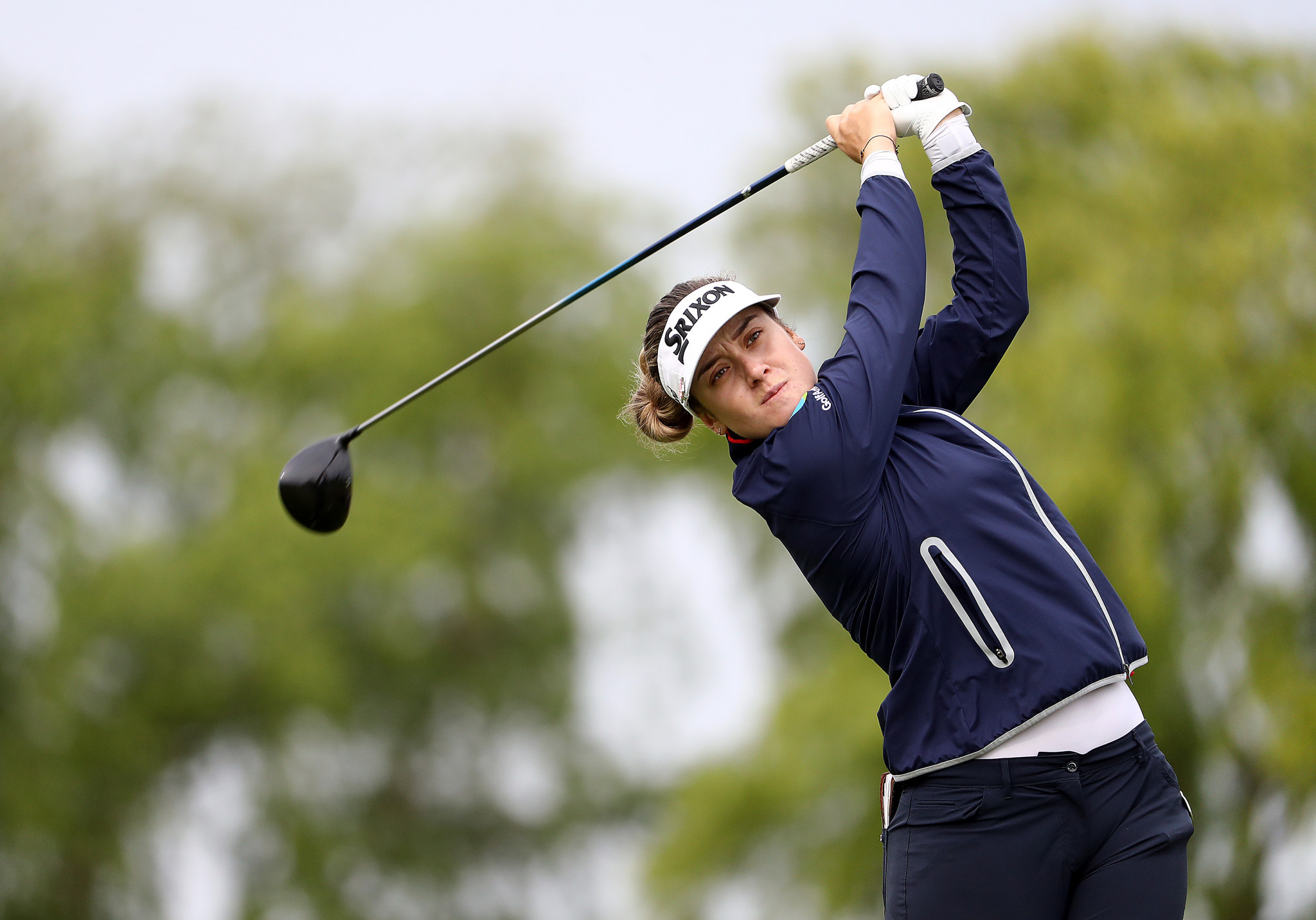 Green extends lead after round two of Women's PGA Championship