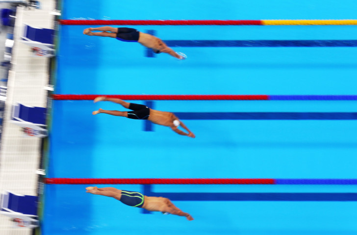 Swimming at the Baku 2015 Games only involved junior competition and was dropped for Minsk 2019, but EOC President Janez Kocijančič has said efforts will be made to include top-level aquatic events at the 2023 European Games that will be held in Poland ©Getty Images