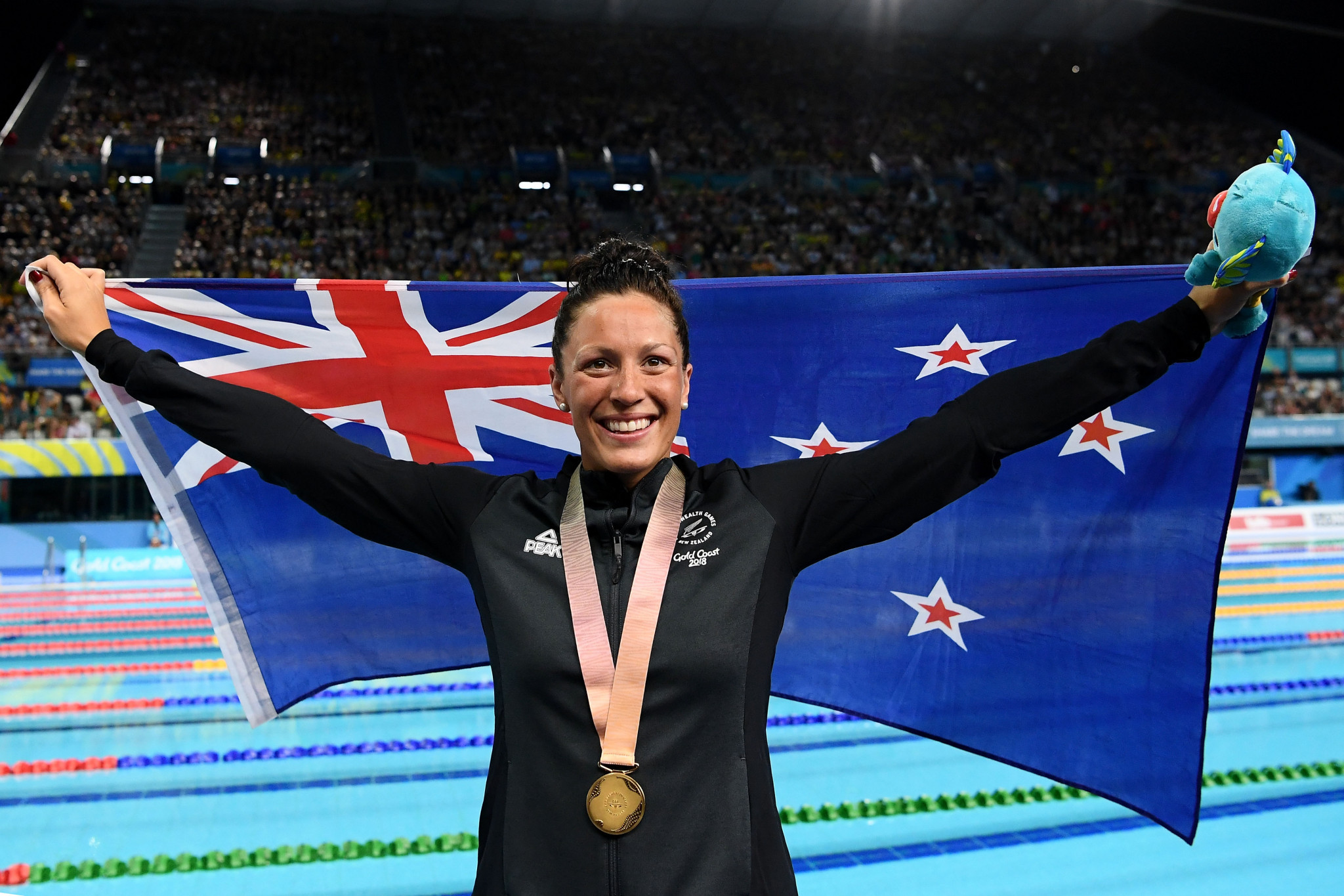 Pascoe headlines New Zealand team for World Para Swimming Championships in London