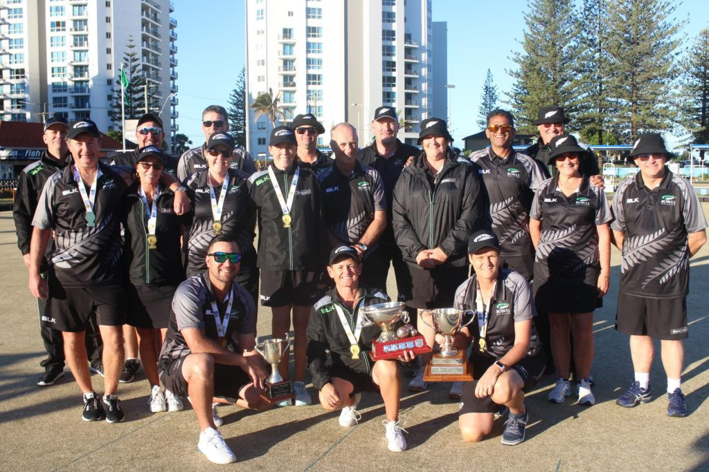 New Zealand win three golds at Asia Pacific Bowls Championships