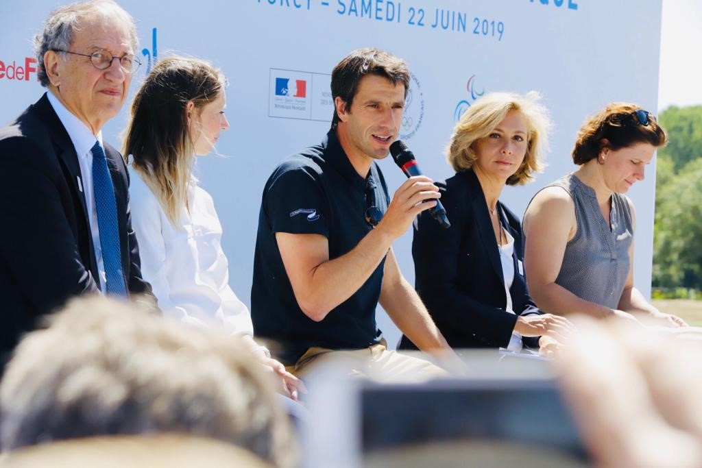 Paris 2024 canoeing and rowing venue opens as part of Olympic Day celebrations