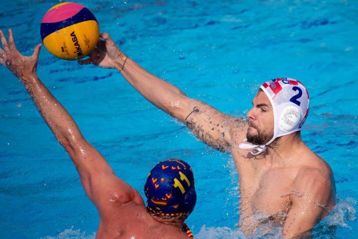 Croatia defeated Spain to reach tomorrow's International Swimming Federation Men's Water Polo World League Super Final in Belgrade ©FINA