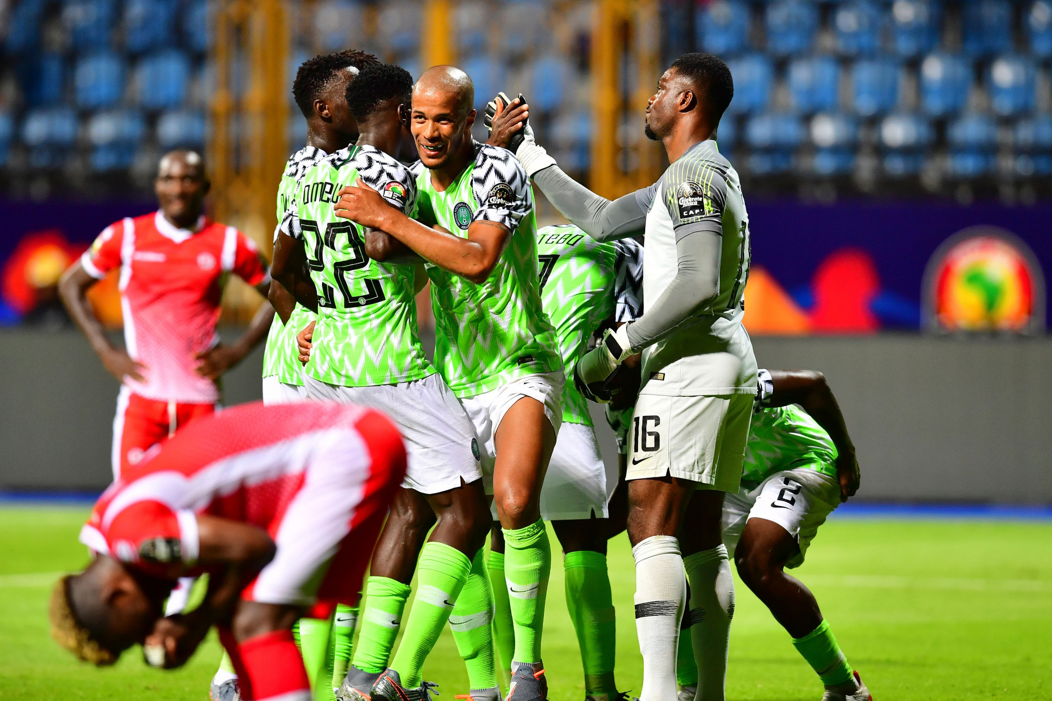 Nigeria beat debutants Burundi 1-0 in their opening Group B clash at the Africa Cup of Nations ©Getty Images