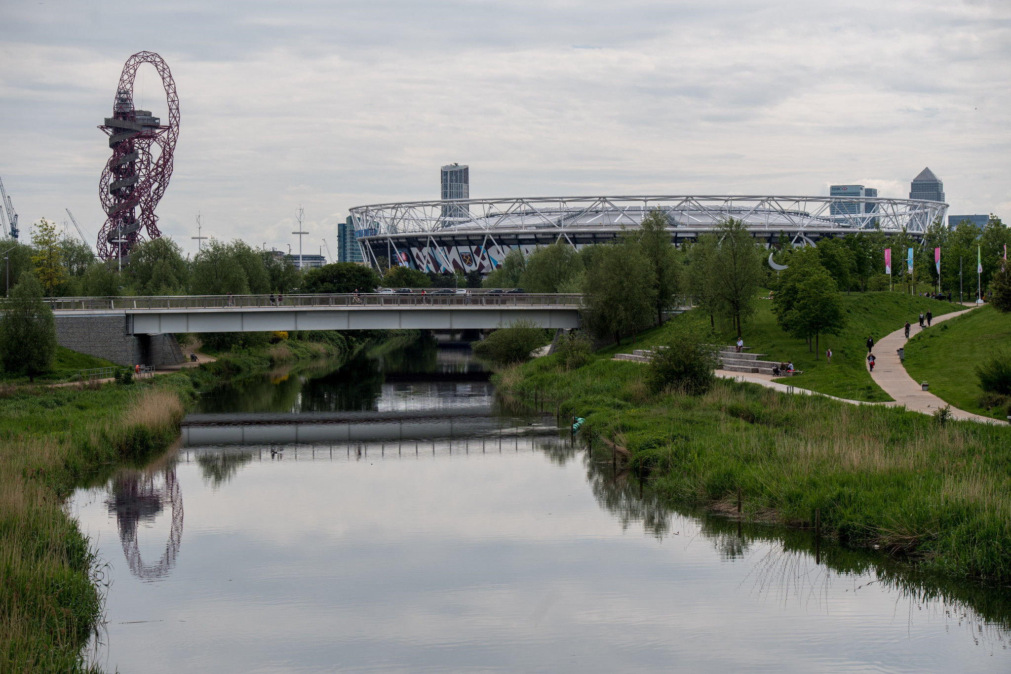 London's East End has been transformed by the building of the Olympic Park - but who's telling the story post-2012 ow that the Organising Committee has disbanded? ©Getty Images