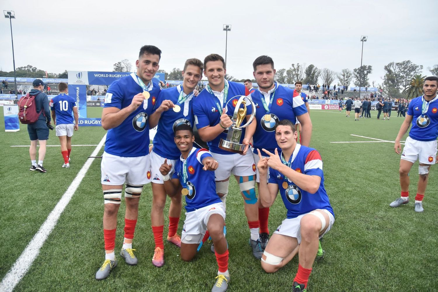 France defend Rugby Under-20 Championship after thrilling final against Australia