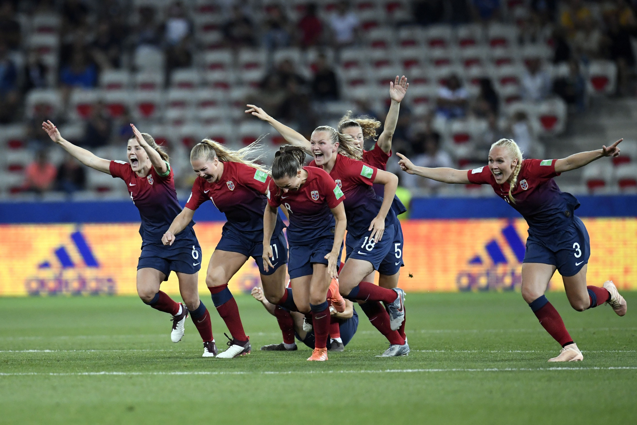 FIFA claim global interest in Women's World Cup sets a new high with records for TV audiences and social media engagement