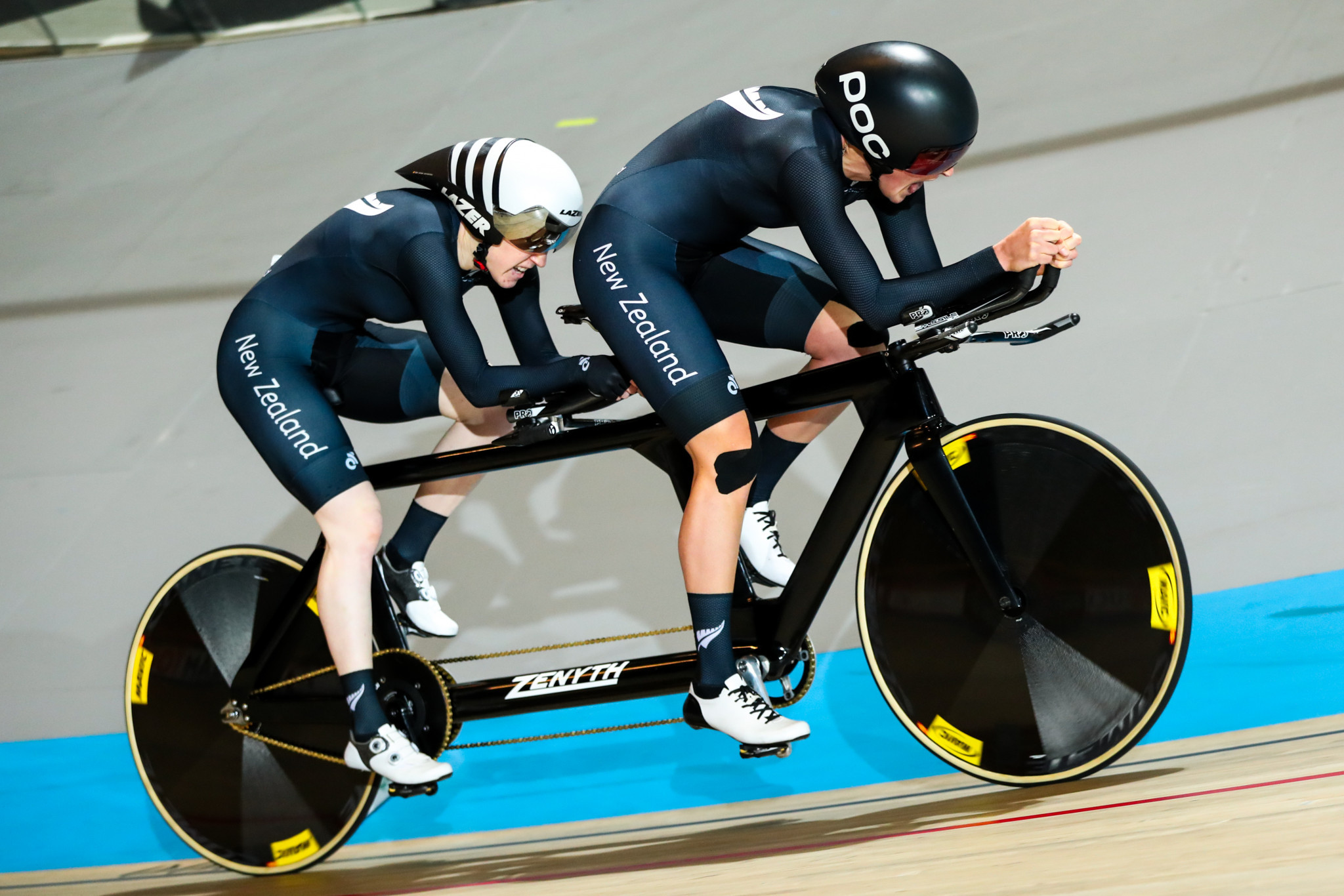 New Zealand include five Paralympians in squad for Para Cycling Road World Championships