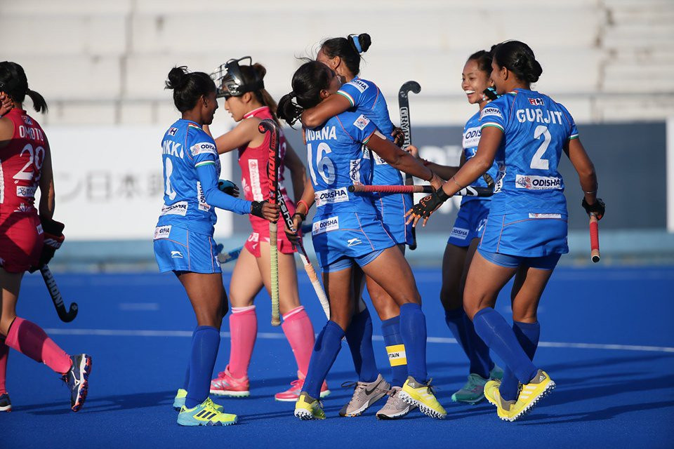 India beat hosts Japan to win FIH Women's Series Finals in Hiroshima