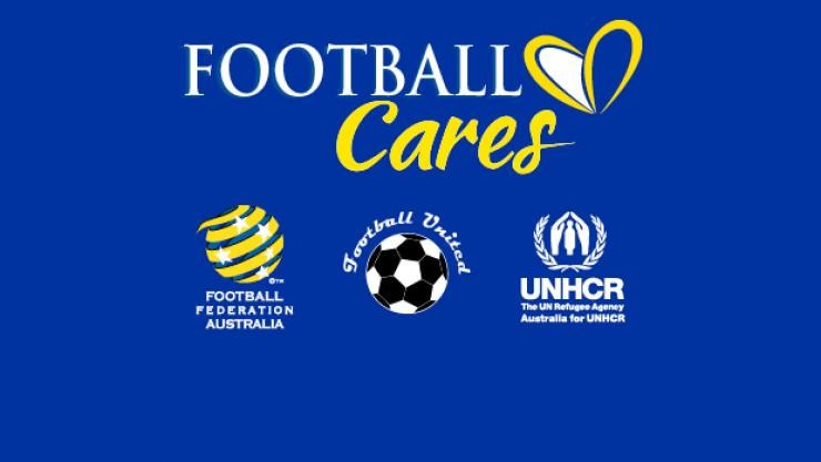 Football Federation Australia launch initiative aimed at aiding global refugee crisis