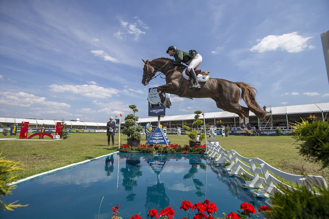 Amaral goes double clear as Brazil triumph at FEI Jumping Nations Cup in Geesteren