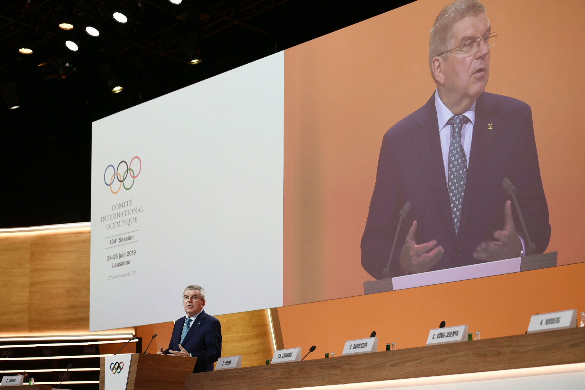 IOC Session: D-day for Stockholm Åre and Milan Cortina as host chosen for 2026 Winter Olympic and Paralympic Games