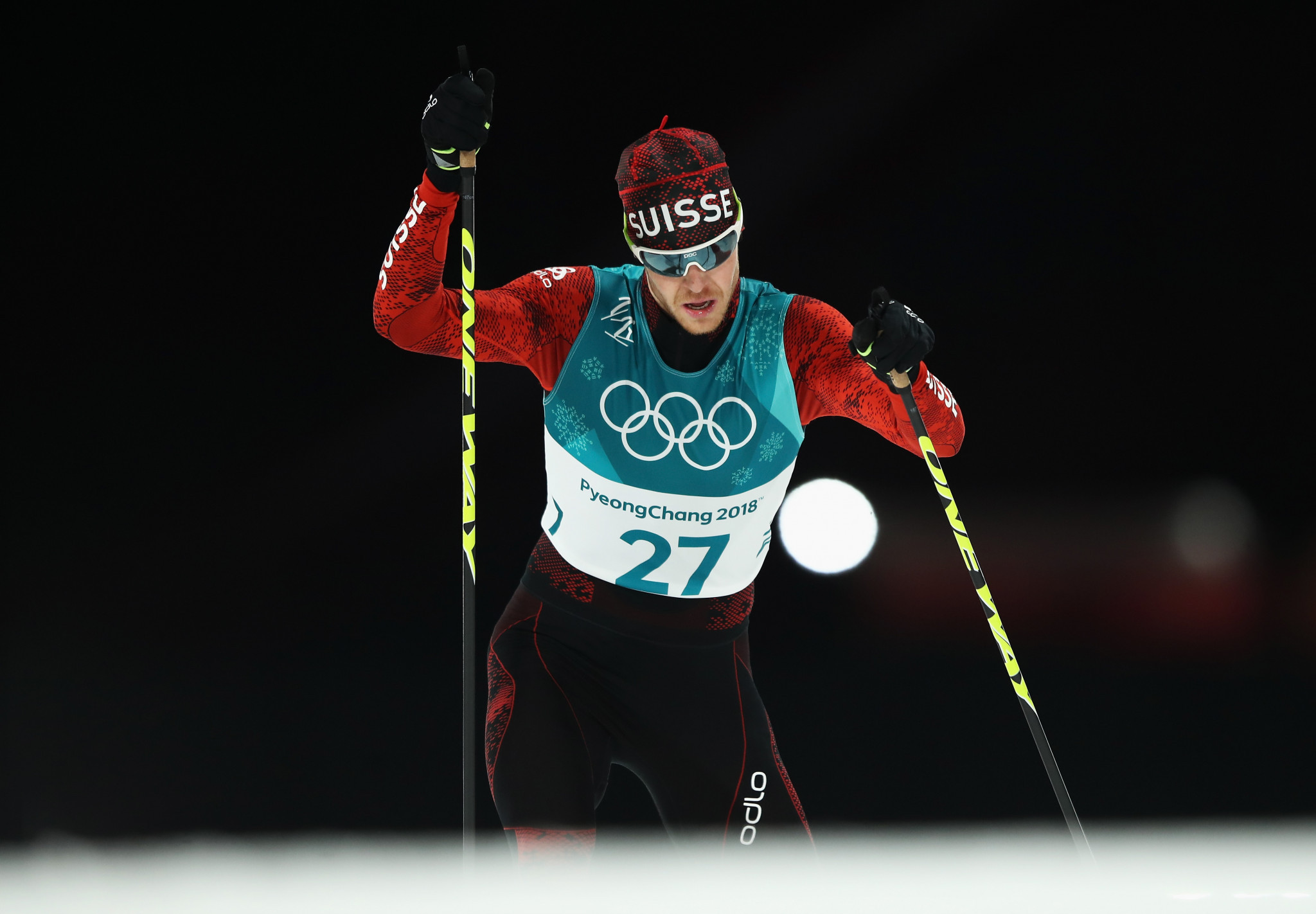 Switzerland's Nordic combined representative Tim Hug has decided to end his career ©Getty Images