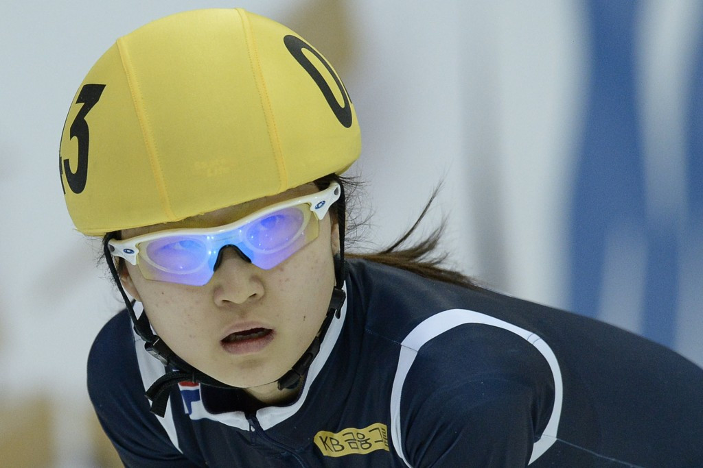 Canada and South Korea secure three golds at ISU Short Track World Cup