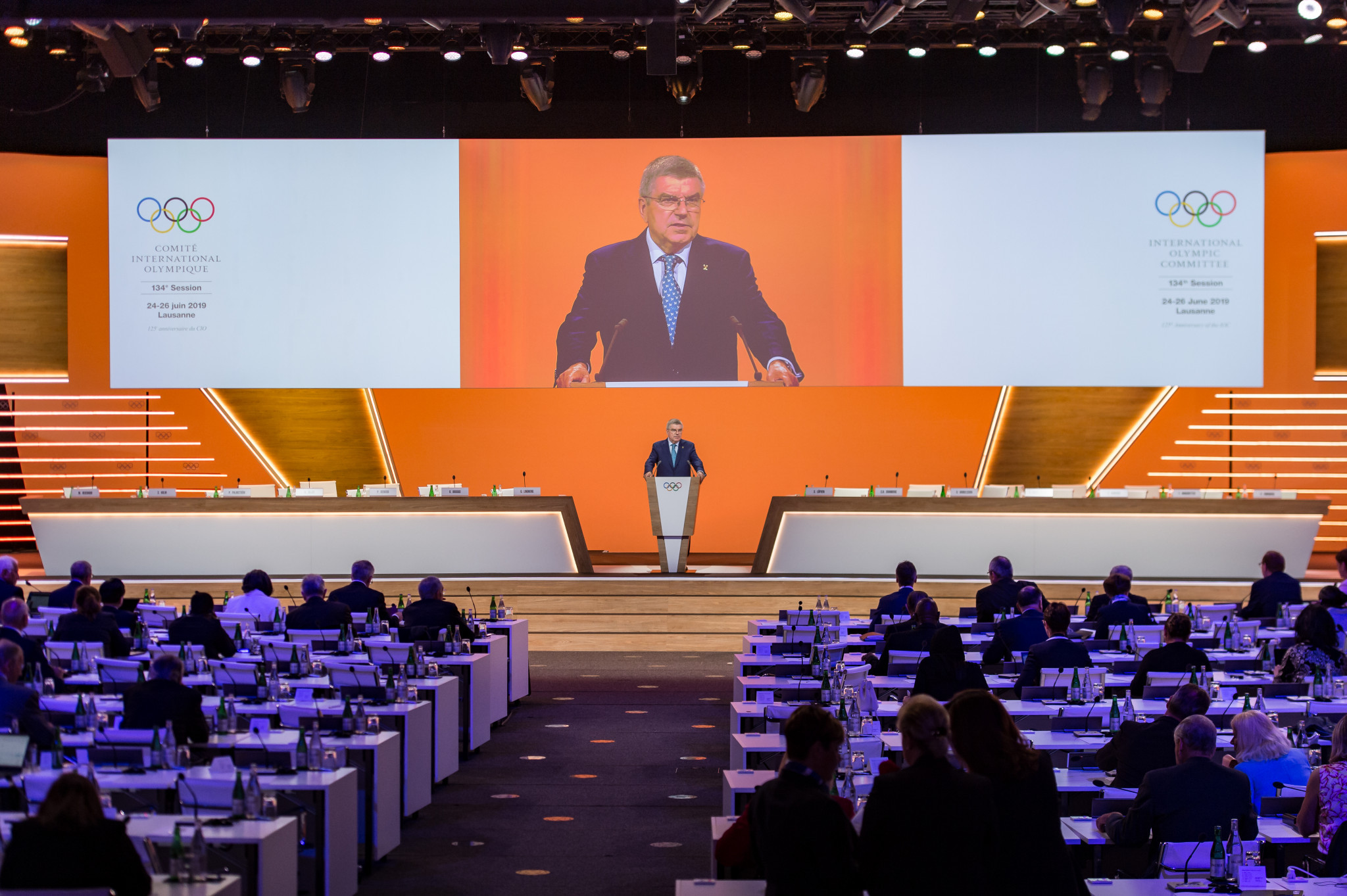 Majority of 42 votes set to be needed to win 2026 Winter Olympic and Paralympic Games
