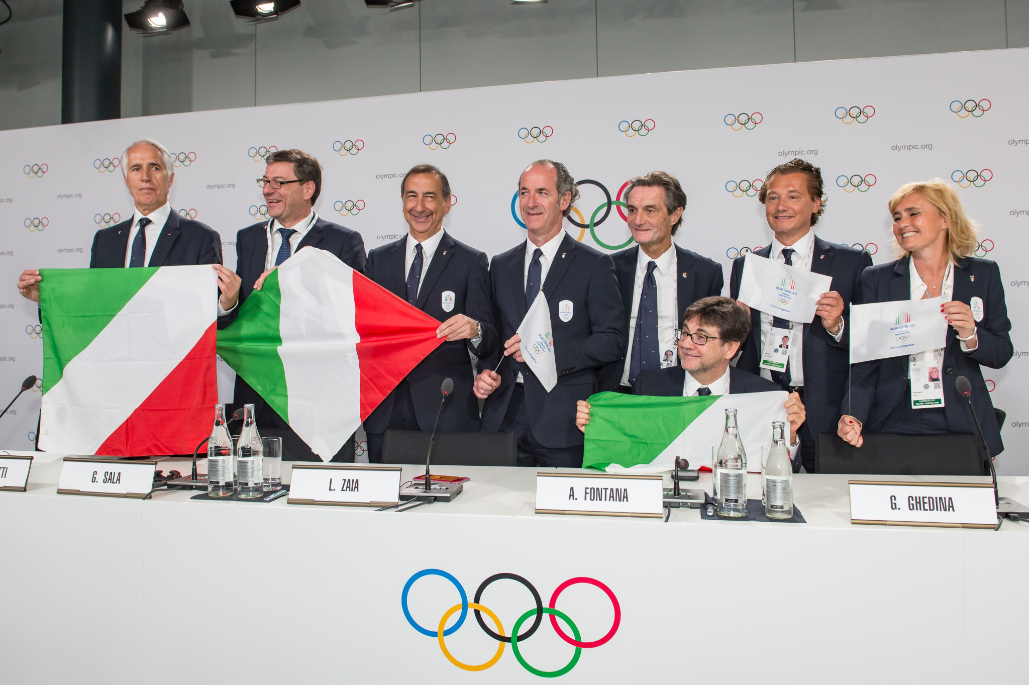 CONI to hand out awards to young people focusing on Milan Cortina 2026 Olympics