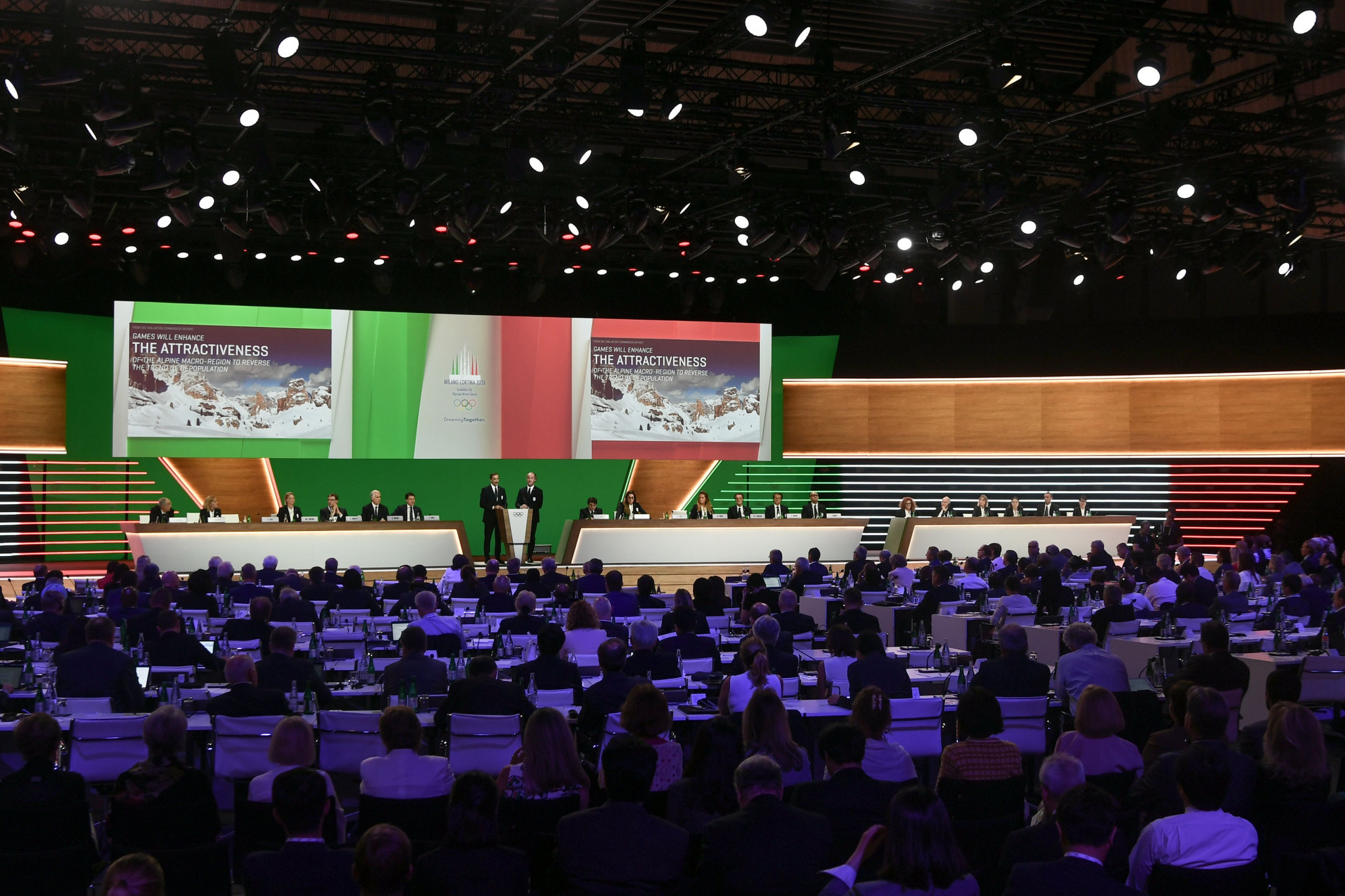 insidethegames is reporting LIVE from the 134th IOC Session in Lausanne
