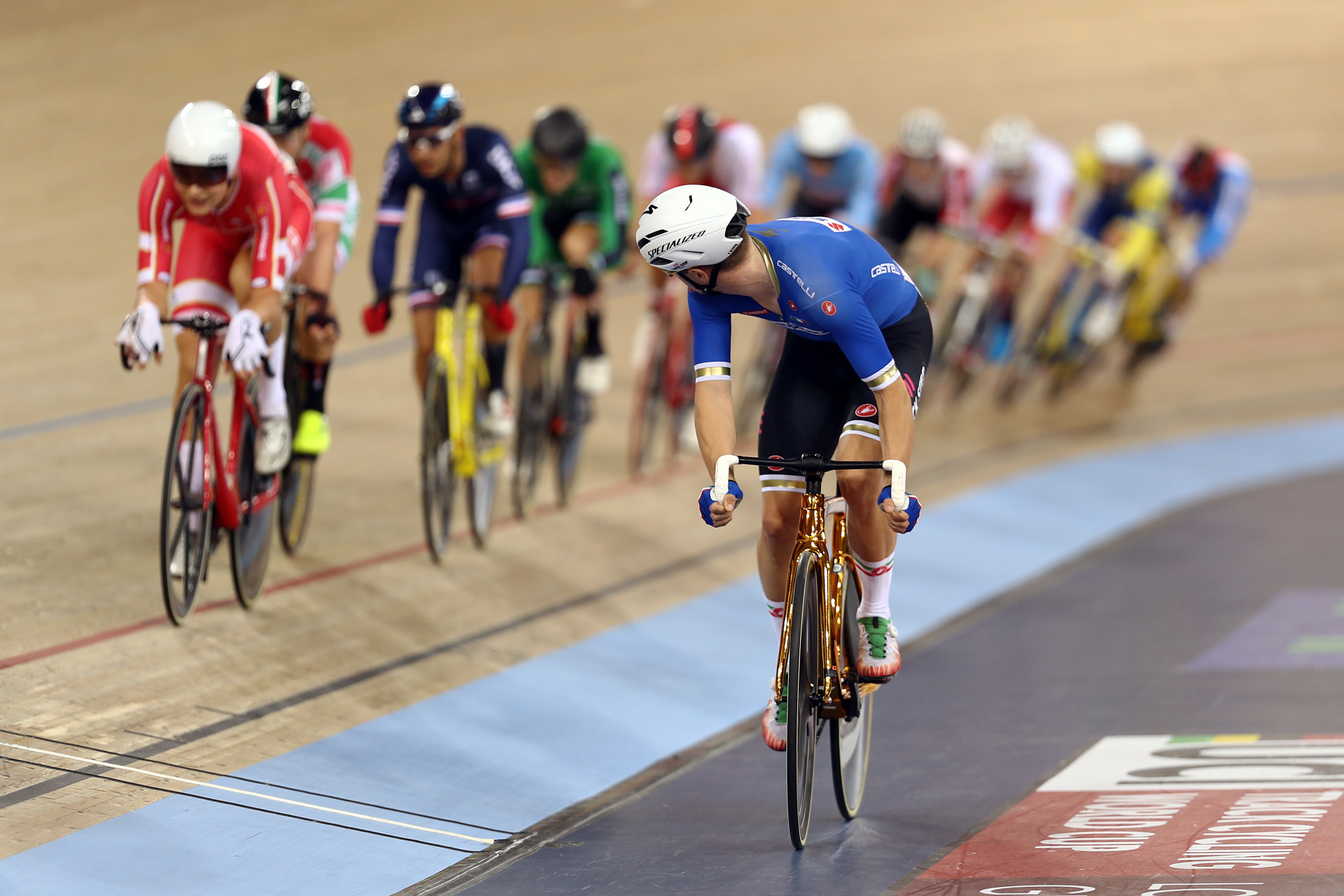 Major changes to the Track Cycling World Cup have been announced ©Getty Images