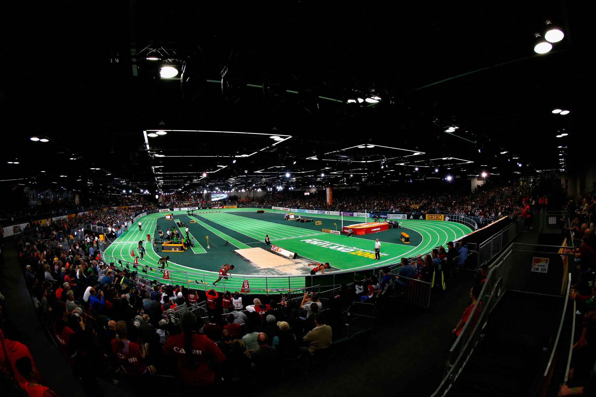 The Oregon Convention Center, a previous host of athletics events, provided the stage for the 2019 Pan American Cadet and Junior Poomsae Championships ©Getty Images