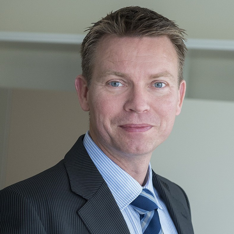 Dutchman Ralph Straus has been appointed as commercial director