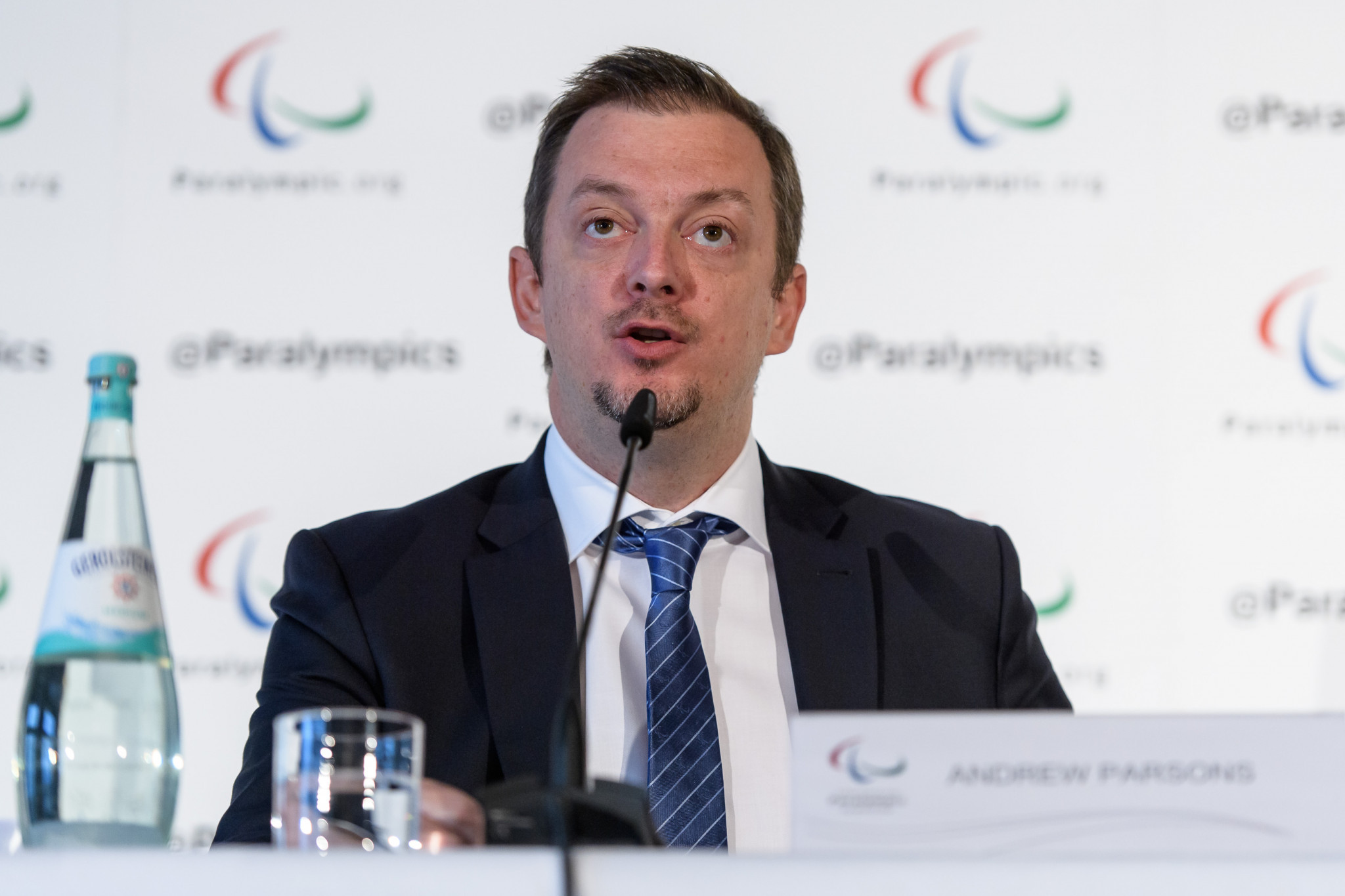 IPC President Parsons' praise for successful Milan Cortina 2026 Winter Paralympic Games bid