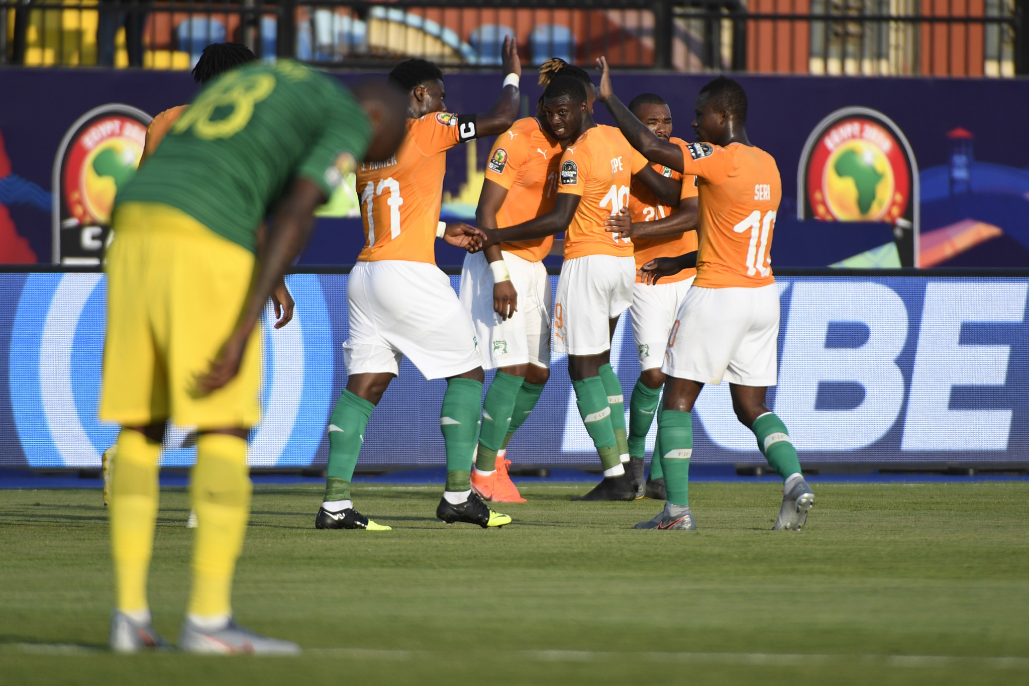 Kodija fires Ivory Coast to opening Africa Cup of Nations victory
