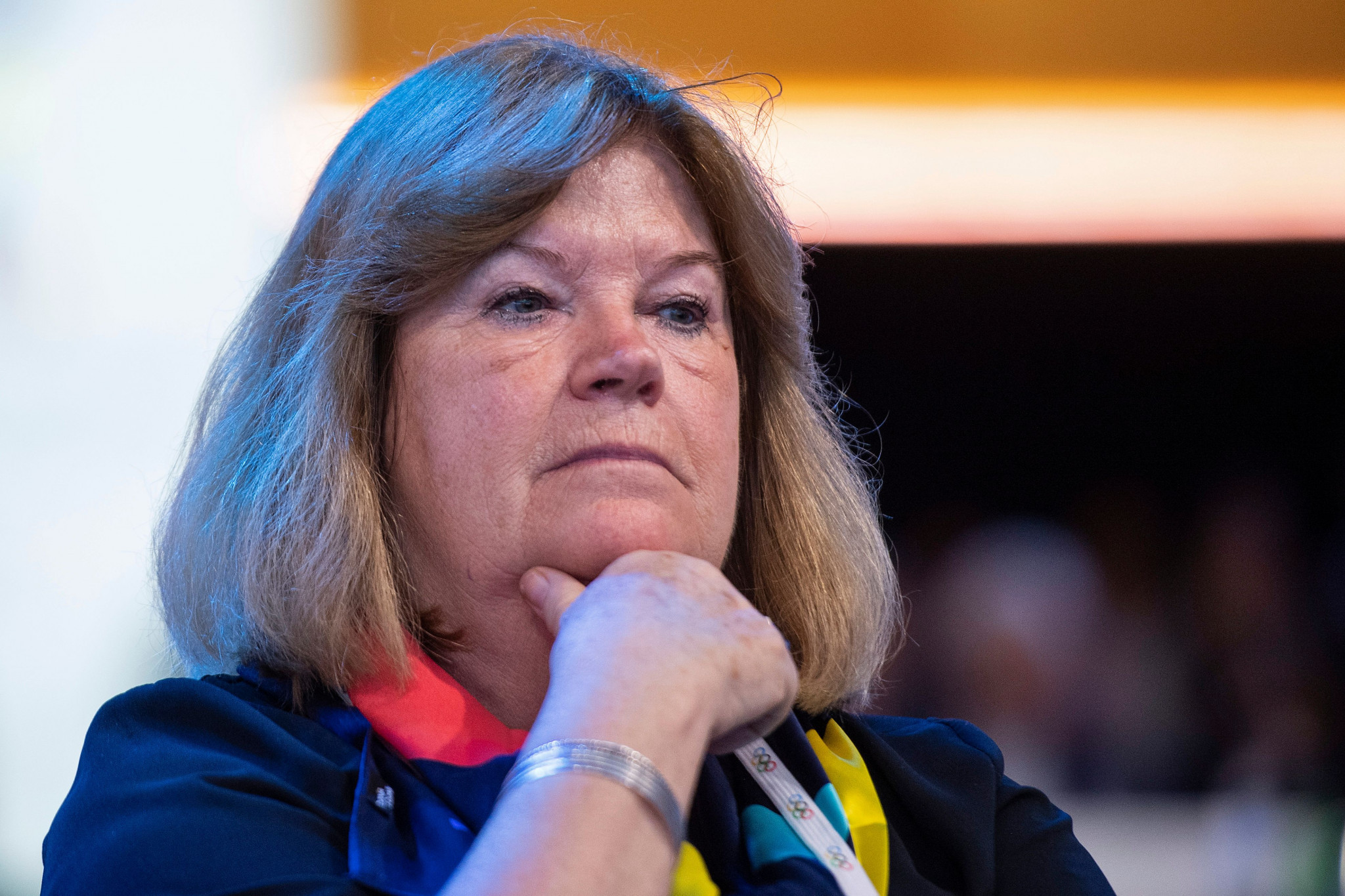 IOC member Gunilla Lindberg challenged the membership to prove the New Norm reforms were not just talk by choosing Stockholm Åre 2026 to host the Winter Olympic and Paralympic Games ©Getty Images
