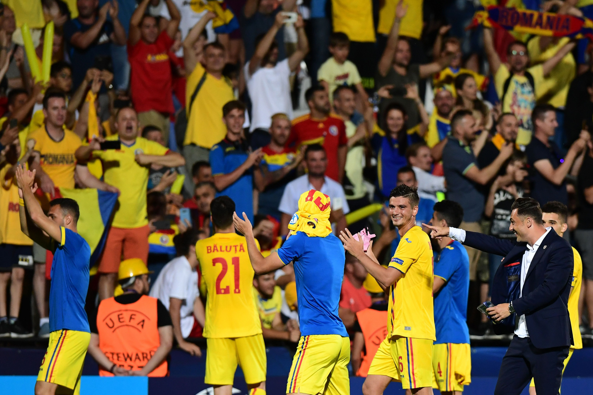France and Romania reach Tokyo 2020 after goalless draw at UEFA European Under-21 Championships clinches semi-final spots